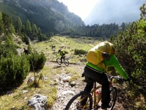 DH Fanes Trail 10A